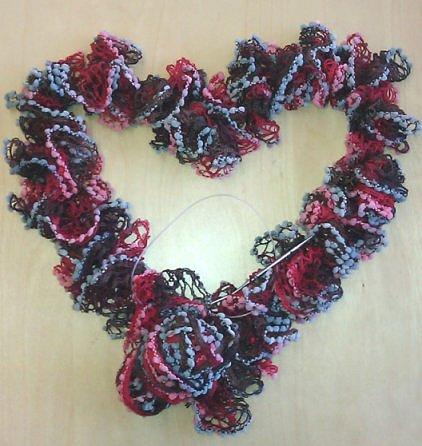 Free Crochet Patterns Using Starbella Yarn : CROCHET PATTERNS USING RIBBON YARN CROCHET PATTERNS